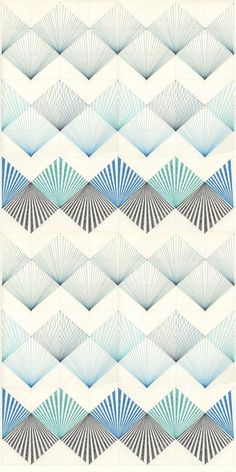 Creative Labores, Modernas, Illustration, Design, and Pattern image ideas & inspiration on Designspiration Illustration Inspiration, Pattern Illustration, Motifs Textiles, Textile Patterns, Web Design, Design Art, Design Color, Pretty Patterns, Color Patterns