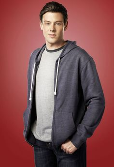 Cory Monteith as Finn Hudson in Glee Season 4