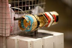 our bangles at madewell event