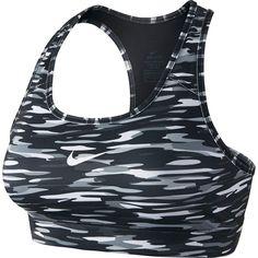 Nike Bra: Dri-FIT Victory Compression Haze Medium-Impact Sports Bra 682878 - Women's