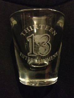 Collectible Shot Glass