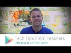 Google e la scuola: Tech Tips for Teachers   Luca Bonesini