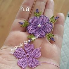 No photo description available. Crochet Flowers, Elsa, Needlework, Applique, Beads, Sewing, Model, Jewelry, Instagram