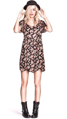 Super cute babydoll dress at H&M