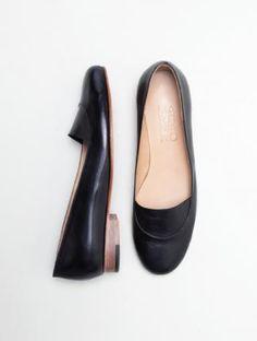 Black Flaneur at Umeboshi Shoes