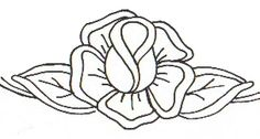 Ojibwe Floral Designs | Ojibwe Floral Beadwork Patterns
