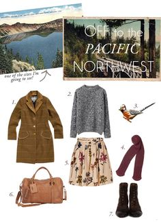 off to the pacific northwest - drifter and the gypsy blog