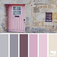 today's inspiration image for { a door hues } is by @maria_minimal ... thank you, Maria, for another wonderful #SeedsColor image share!