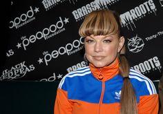 Worst Celebrity Hair: Fergie' FAT fringe!