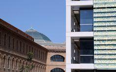 Premios Arquitectura en Vidrio 2015 | Ciudad Administrativa 9 de Octubre – PREMIO SOLUCIÓN EN VIDRIO