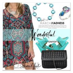 """""""March Madness TT"""" by selmir ❤ liked on Polyvore featuring DbDk, Blonde Ambition, vintage, hightops and tomtoppolyvore"""