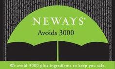 3,000가지 유해물질을 전혀 사용하지 않는 뉴웨이즈