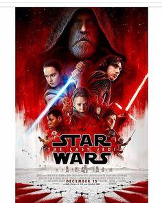 Póster Oficial   #darthvader #blackseries #stormtrooper #jedi #sith  #lego #starwarsfan #yoda #art #r2d2 #hansolo #bobafett #lukeskywalker #geek #forcefriday #cosplay #darkside #chewbacca #nerd #lightsaber #toys #theforce #instagood #kyloren #thelastjedi #c3po #clonetrooper #Clone #clonewars