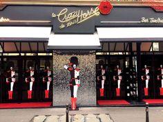 Crazy Horse Paris, Cabaret, Expositions, Illustrations, Conan, Parisian, Horses, Travel, Inspiration