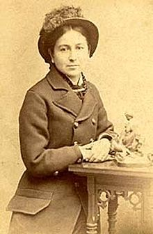 Susette LaFlesche Tibbles - writer, speaker, interpreter and artist from the Omaha tribe. She spoke out for Native American rights and wrote several works on Native American culture.