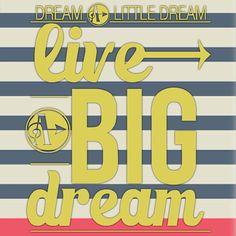 ! Dream Big, people !  #rfdreamboard