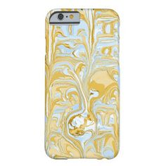 Abstract Swirl iPhone 6 Case made with original artwork.