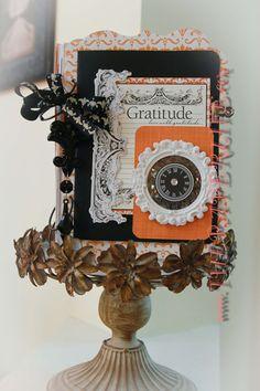 Document your Gratitude Journal. www.thepaperlife.com