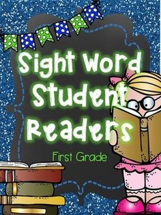 Best Sight Word Readers- First Grade Dolch