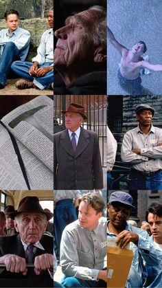 the shawshank redemption Stephen King Movies, Tim Robbins, Cogito Ergo Sum, Dark Purple Aesthetic, The Shawshank Redemption, Top Film, Lights Camera Action, Smash Book, Movies And Tv Shows