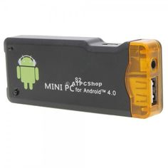 $85.30 on sale now Google TV Multi Media  Mini PC for Android Black from Android Tablet and Phone