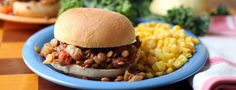 This lentil sloppy joes recipe is a quick and easy meal that also reheats well for lunch the next day or two.