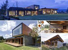 Casa VR Tapalpa Arquitectos: Elías Rizo Arquitectos Ubicación: Tapalpa, JAL, Mexico Área: 5400.0 m2 Año: 2013 http://www.plataformaarquitectura.cl/2014/02/17/casa-vr-tapalpa-elias-rizo-arquitectos/