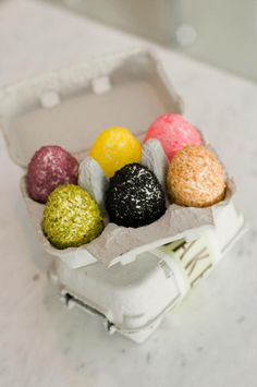 Rice Krispies Easter Eggs | Bouchon Bakery