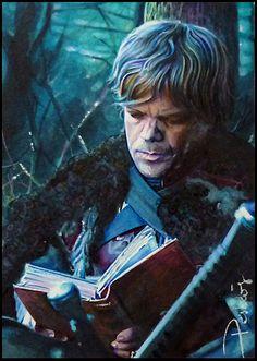 Tyrion ~ Art by DavidDeb