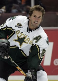 hockey hero...he gives good stick