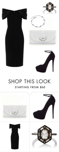 """""""Untitled #92"""" by wrighttwins ❤ liked on Polyvore featuring Kate Landry, Giuseppe Zanotti, Emilio De La Morena and Cathy Waterman"""