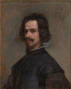Retrato de caballero, Velázquez
