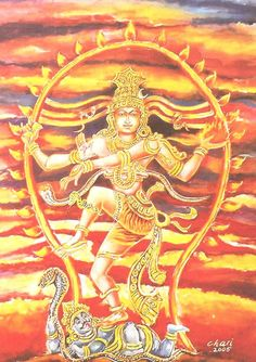 12 Fascinating Forms of Lord Shiva: Nataraja