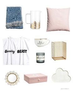 LIFESTYLE INSPIRACJE: NEW IN H&M HOME