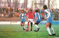Paris (1975). SL Benfica - 5 / FCPorto - 1. O último golo de Eusébio pelo Benfica...