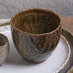 Cambodian Ceramic Cups - Green, Dented or White Ceramic Cups, Restoration, Ceramics, Tableware, Shop, Ceramica, Pottery Mugs, Pottery, Dinnerware