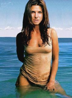 Sandra Bullock Always Swims Wi... is listed (or ranked) 4 on the list The 29 Hottest Sandra Bullock Photos
