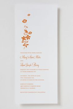 Carolina Summer Wedding Invitations $3.35 #WeddingInvitations #Weddings