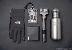 Md Micro//Mini Survie Kit avec Argent Articulé Métal Edc Bushcraft Survie