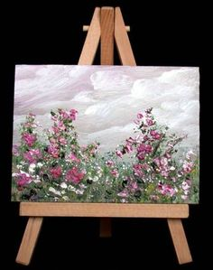 45 Artistic Miniature Painting Ideas Well, the artistic miniature painting ideas listed in this article are intricate and delicate brushwork which lends them a unique identity, these paintings Pinterest Pinturas, Mini Canvas Art, Small Paintings, Painting Techniques, Lovers Art, Painting Inspiration, Watercolor Paintings, Floral Paintings, Painting Flowers