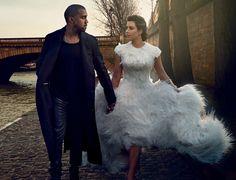 Foto: Kanye West Kim Kardashian/reprodução