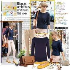 Morning Look by TS