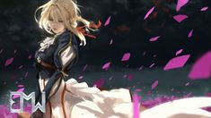 Image uploaded by Ƙιтѕυ~ ღ. Find images and videos about anime, anime girl and violet evergarden on We Heart It - the app to get lost in what you love. Violet Evergarden Wallpaper, Wallpaper Pc, Anime Manga, Anime Art, Violet Evergreen, Shingeki No Bahamut, Violet Evergarden Anime, Photoshop, Character Wallpaper