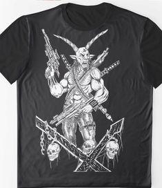 AlaricBarca666.bigcartel.com Metal T Shirts, Aesthetic Collage, Back To Black, Mens Tops, Products, Fashion, Moda, Fashion Styles, Fashion Illustrations