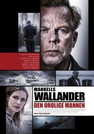 'Wallander: De Gekwelde man' directed by Agneta Fagerström-Olsson with Krister Henriksson