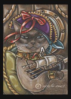 Bejeweled Cat 47 by natamon.deviantart.com on @deviantART