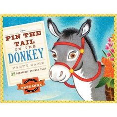 Eeboo Pin the Tail on the Donkey by Eeboo, http://www.amazon.com/dp/B000EGZ7PI/ref=cm_sw_r_pi_dp_o7Nesb0X12FHB