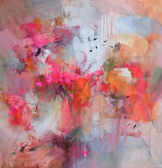 Large Painting on Canvas Modern Art Abstract Painting