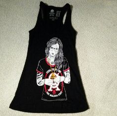 Fatal Tank Top Brand new, perfect condition. Give me an offer Fatal Tops Tank Tops