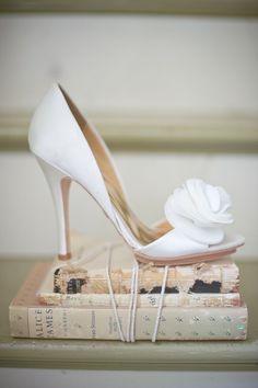 White Shoes & Books